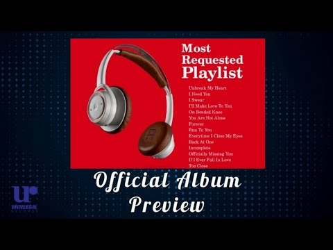 Kris Lawrence - Most Requested Playlist - (Official Album Preview)