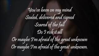the great unknown   sarah geronimo ft hale lyrics