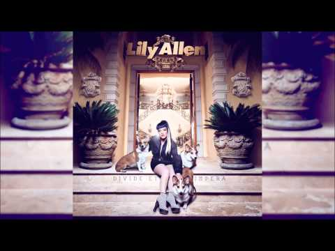Lily Allen - Sheezus album (disc 1)
