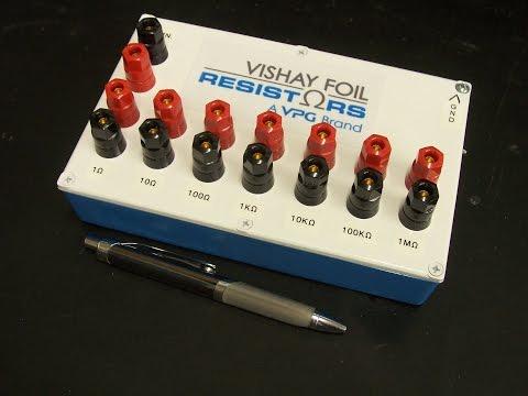 Vishay Resistor Standard