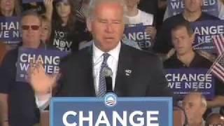 Joe Biden hits back on robo calls in Henderson, Nevada