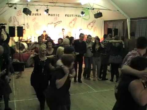 Ceilidh at Jura Folk festival