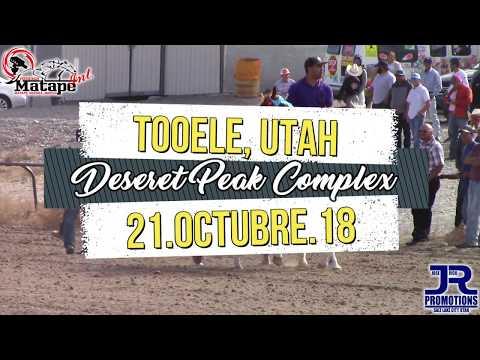 Carreras de Caballos en Tooele, Utah 21 de Octubre 2018