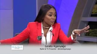 Real Talk with Anele Season 3 Episode 41 Lerato Kganyago Tshegofatso Manche
