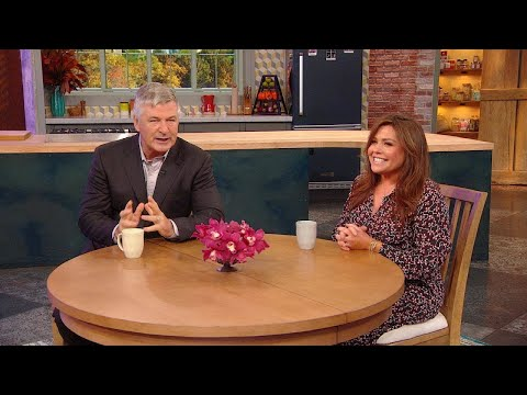 Alec Baldwin on Justin & Hailey, A 5th Child With Hilaria + He Does His Trump Impression