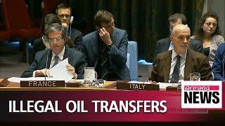UN designates 3 vessels for illegal oil transfers to North Korea