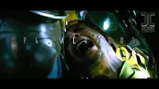 Prometheus - Trailer Legendado [HD] - 2012 - VerFilmesJa