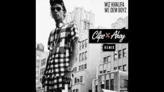 Wiz Khalifa -- We Dem Boyz (Clips X Ahoy Remix) [FREE DOWNLOAD]