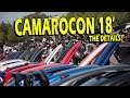 CamaroCon 2018 Details! Biggest West Coast Camaro Meet!