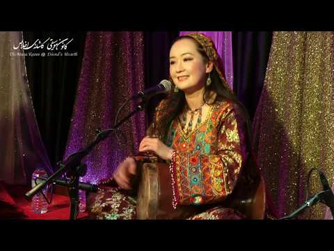 Love from Tokyo - JAPANESE AFGHAN MUSIC SPECIAL at The Music Room (5) بگذار تا بگریم