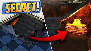 8 secret on the map of Fortnite - jo de