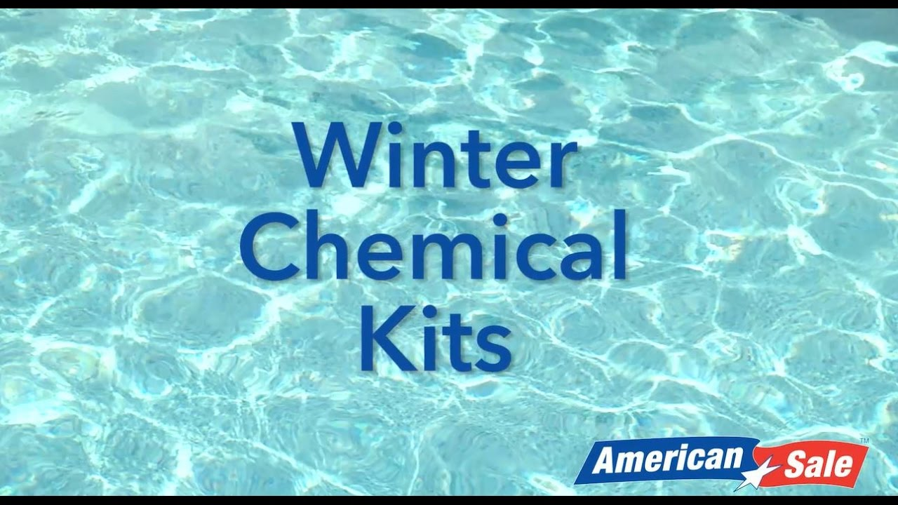 How to Choose the Best Chemical Kit for Closing Your Pool