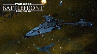 Star Wars Battlefront Commander - Republic Space Battle