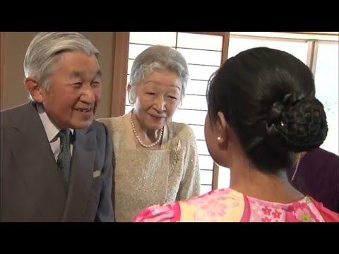 The Activities of Their Majesties the Emperor and Empress of Japan / 天皇皇后両陛下のご活動(フィリピンご訪問用)
