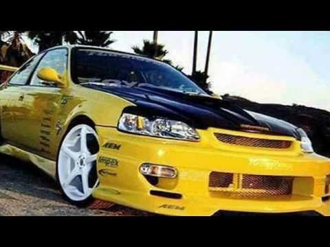 Honda Civic Si 1999 modification and Specs  YouTube