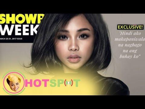 Hotspot 2017 Episode 889: Maymay Entrata, fierce sa kanyang first ever magazine cover
