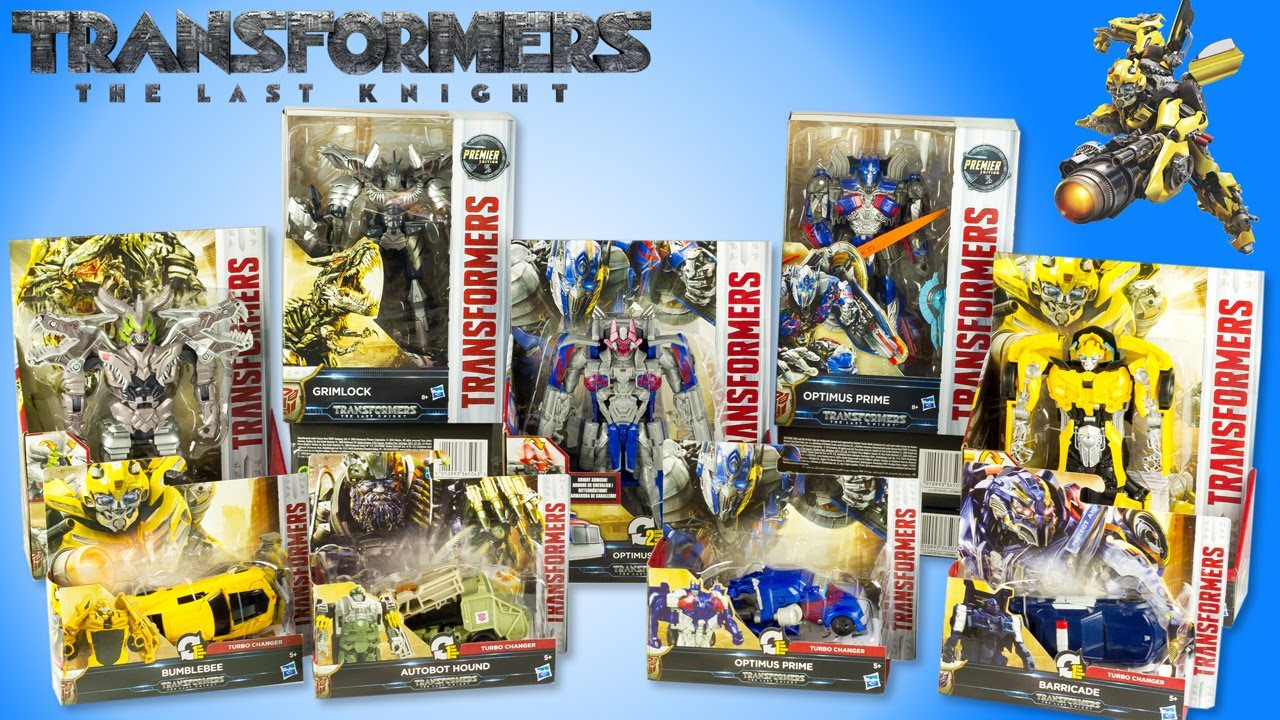 Toy Haul 5 Review The Huge Hasbro Prime Collection Transformers Optimus Last Knight BrWdoeQCx
