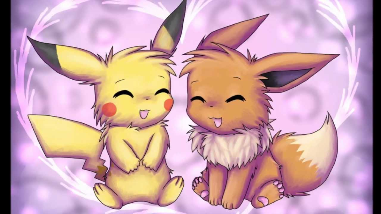 valentine u0027s tribute pikachu x eevee youtube