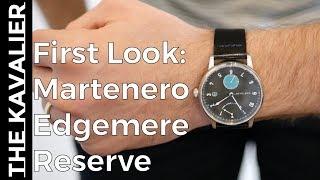 Martenero Edgemere Reserve - A Week On The Wrist(+$200 off)