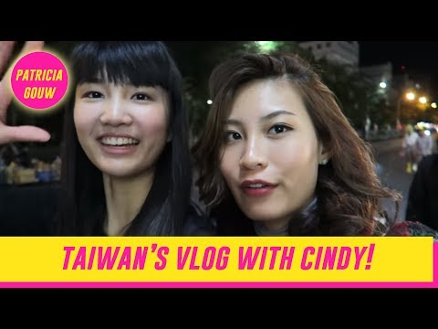 ASNTM 5 ( CINDY ) TAIWAN'S VLOG | PATRICIA GOUW