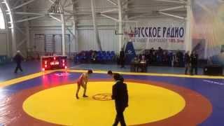 Абдулахидов Алмасхан Чемпионат СКФО Нальчик 2015