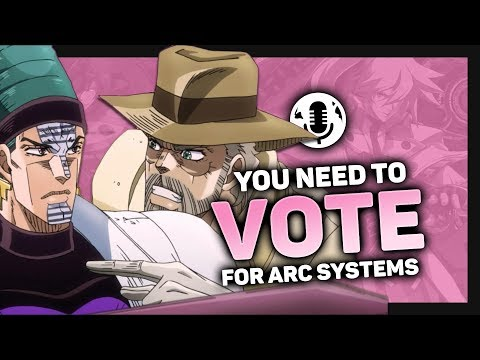 It's time... To vote. (Arc System Works Poll)