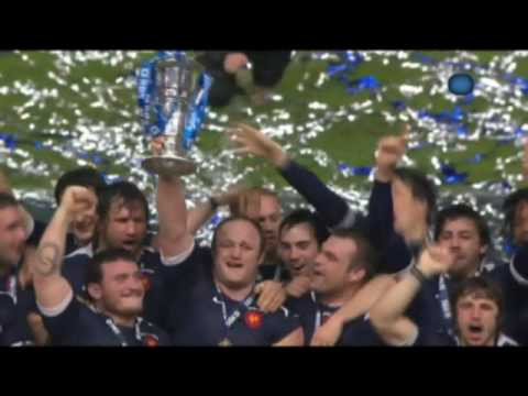 "RUGBY ""6  NATIONS""  Tournament  2010 : France win with a new Grand Slam !!  :-)"