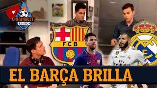 MdR | El BARÇA BRILLA, ¿Está MEJOR que el MADRID?