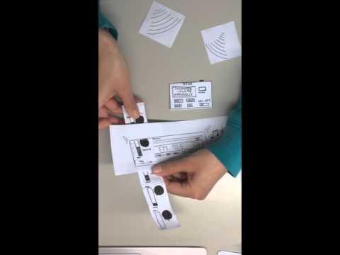 Paper Prototype -UI design for car dashboard