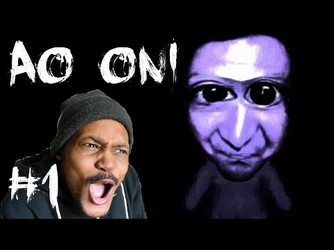 THIS BLUE-HEADED SUCKA... | Ao Oni [1] (+Download)