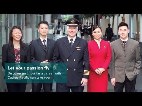 Cathay Pacific - Let your passion fly