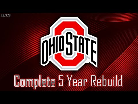 Haskins Leads a Dynasty! | Ohio State 5-Year Rebuild | NCAA Football 14 (22/126)