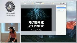 Polymorphic Magic - TechLadies Tech Talk