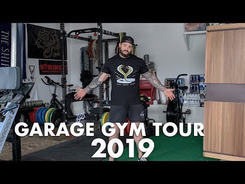 Greatest garage gym tour youtube