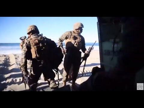 US Marines invade California (Very quickly)