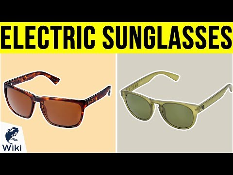 10 Best Electric Sunglasses 2019