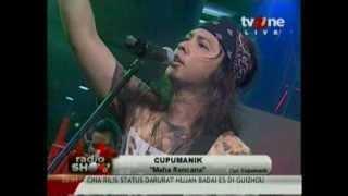 Cupumanik - Maha Rencana @Radioshow_TvOne