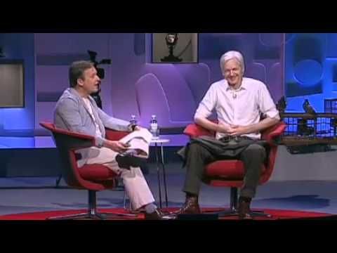 TED: WikiLeaks - Julian Assange - Part two