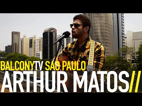 ARTHUR MATOS - BETWEEN US (BalconyTV)