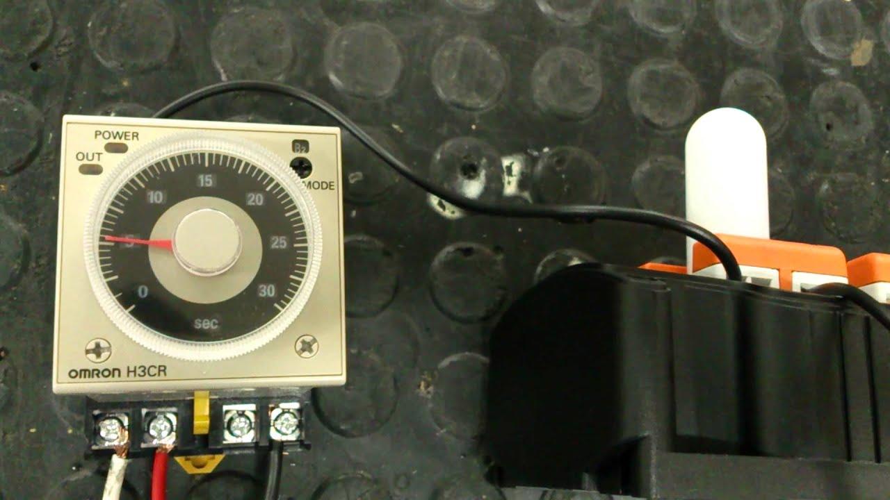 medium resolution of maxresdefault h3cr a8 omron youtube omron h3cr a8 wiring diagram at cita asia
