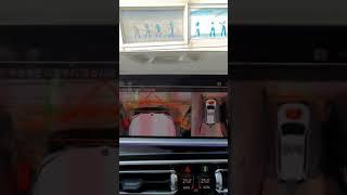 bmw x5m50i 주차시카메라자동전환 먹통전면주차센서…