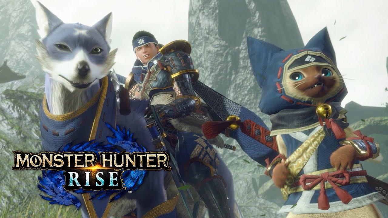 Monster Hunter Rise - Announcement Trailer - YouTube