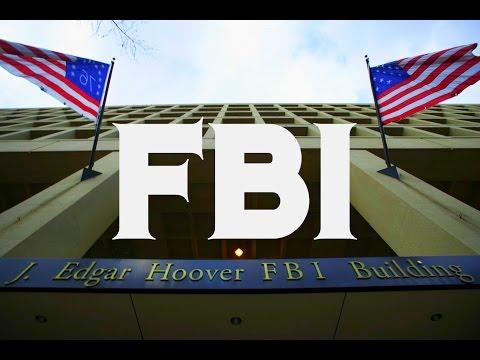 Главный офис ФБР. FBI | Washington DC