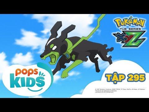 """[S19 XYZ] Pokémon Tập 295 - """"Thần Lực Mặt Đất"""" bạo liệt! - Hoạt Hình Pokémon Tiếng Việt"""