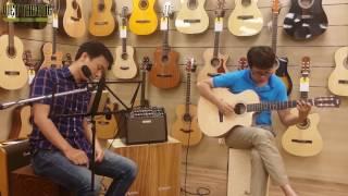 Lối cũ ta về - biểu diễn: Minh Giáp, guitar: Ngọc Thành