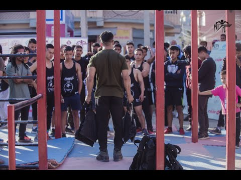 National Calisthenics and Street Workout Competition Nepal
