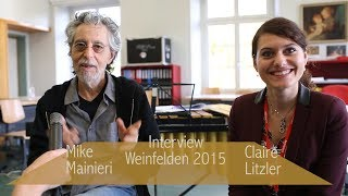 Jazz vs. Classical Music - Interview with Mike Mainieri & Claire Litzler