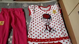 Качественная одежда на лето для девочки / ТМ