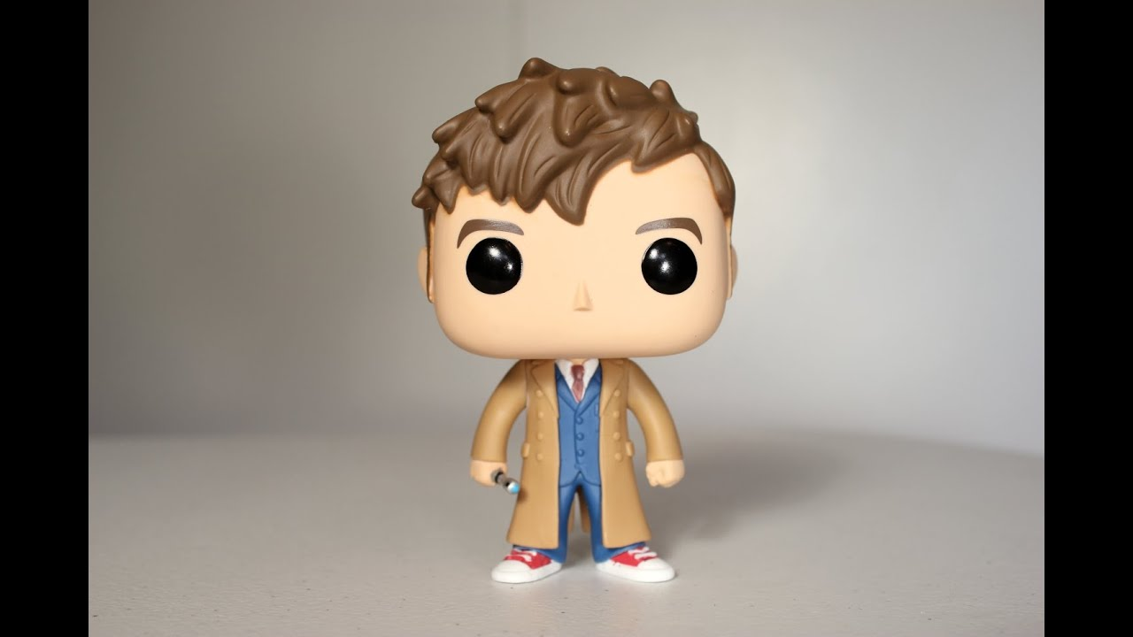 Doctor Who Tenth Doctor Funko Pop Review Youtube