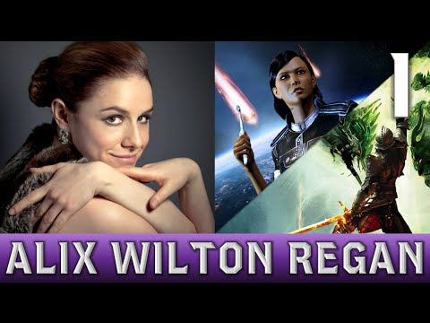 Bio   Alix Wilton Regan Voice of The Inquisitor & Traynor Part 1